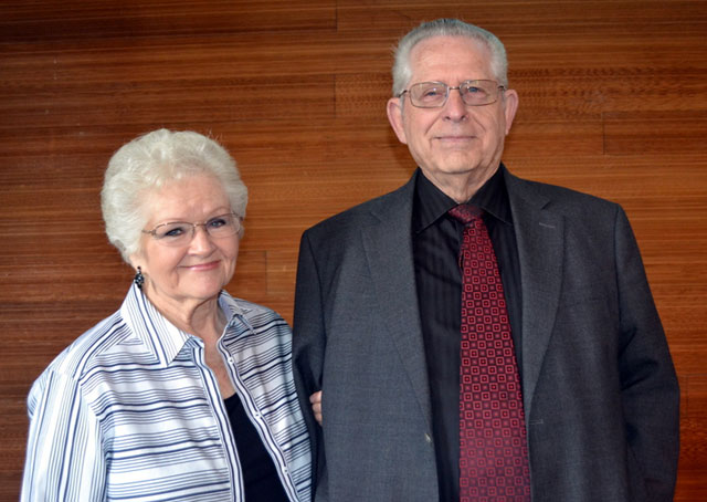 Pastors Michael & JoAnn Miller